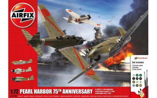 Airfix 1/72 Pearl Harbor 75th Anniversary - Plastic Models