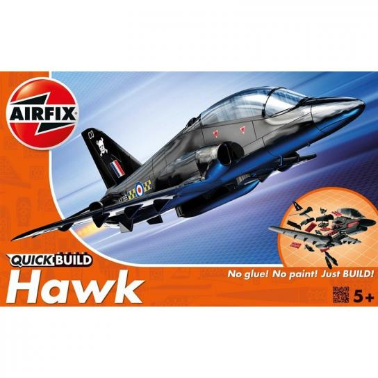 Airfix 1/72 BAE Hawk Quickbuild Set image