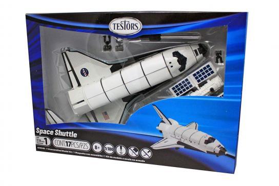 Testors 1/180 Space Shuttle - Plastic Models