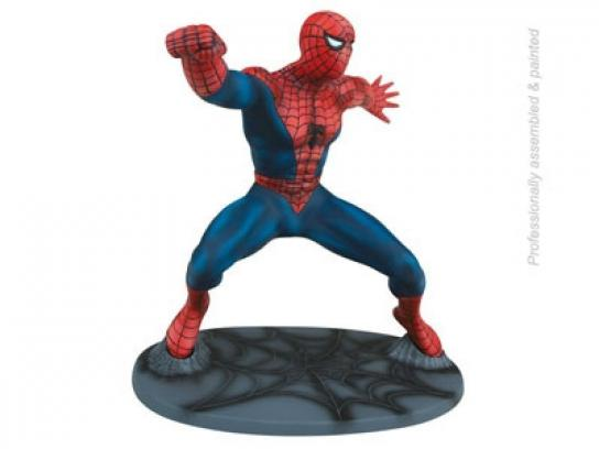 MPC 1/8 Spiderman Snap Kit image