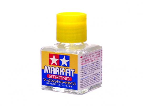 Tamiya Mark Fit Decal Solution Strong 40ml image