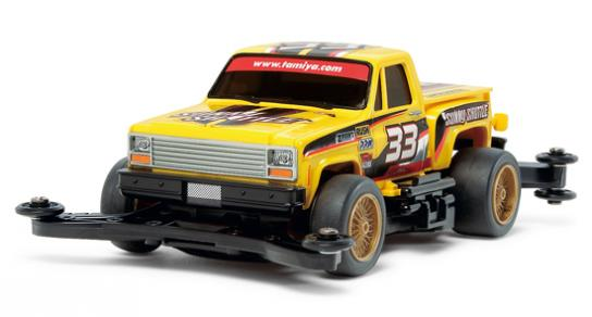 Tamiya Mini 4WD Truck'n Sunny-Shuttle - Limited Edition image