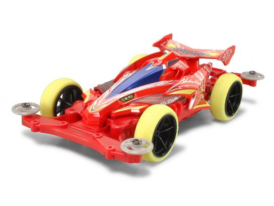 Tamiya Mini 4WD Avante Mk.III Red - Limited Edition image