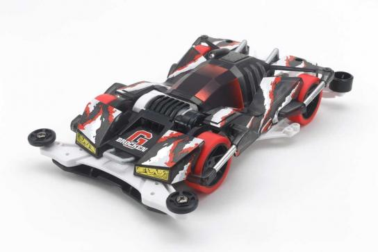 Tamiya Mini 4WD Brocken G Black Premium image