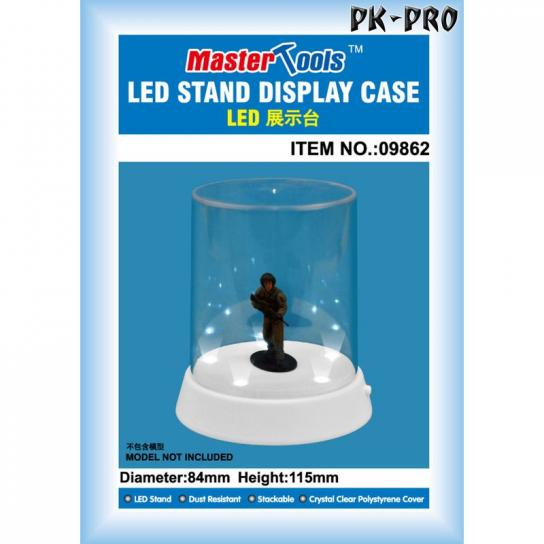 Trumpeter Display Case LED 84x115mm image