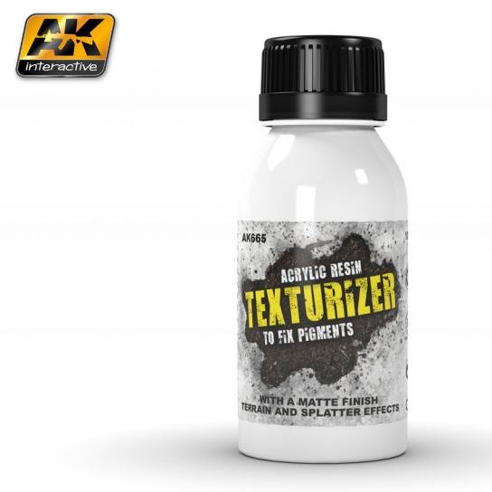 AK Interactive Texturizer Acrylic Resin 100ml image