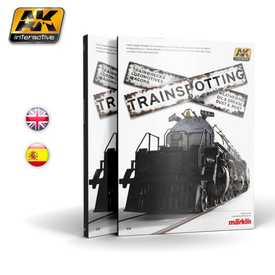 AK Interactive Books/DVDs Trainspotting image