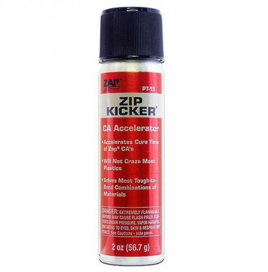 Zap Zip Kicker Aerosol Can 2oz (56g) image