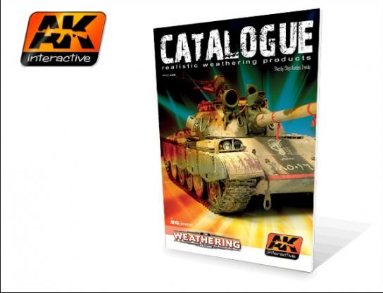 AK Interactive Books/DVDs Catalogue 2013 image