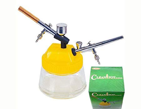 Fengda Airbrush Cleaning Pot with Lid image