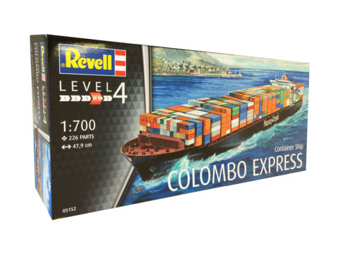 Revell 1/700 Colombo Express Container Ship image